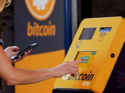 Bitcoin Cashouts Now Available at 16,000 ATMs in the UK
